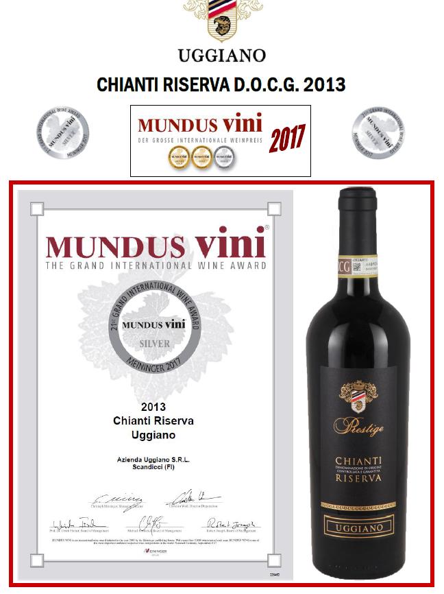 mundus vini riserva uggiano 2017